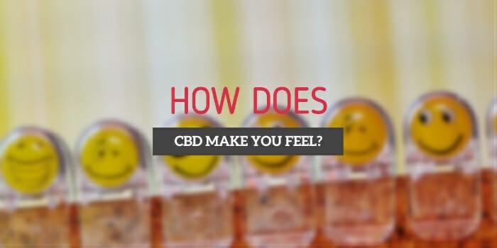 How Does CBD Feel?