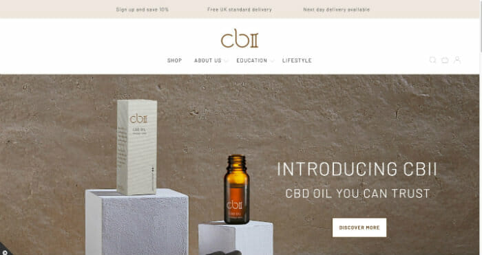 CBII CBD Review