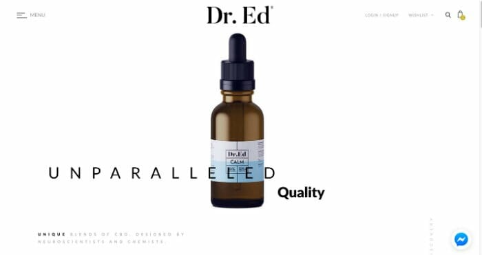 Dr. Eds CBD Oils Review
