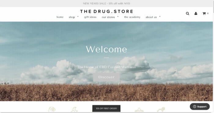 TheDrug.Store Review