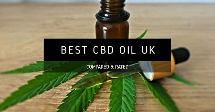 Compared: The Best CBD Oil UK
