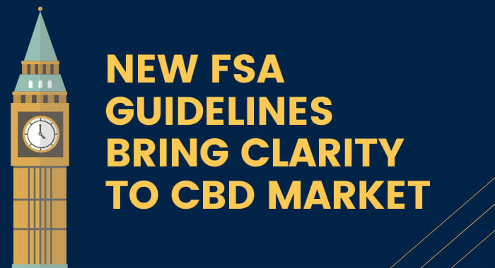 New FSA Guidelines Bring Clarity To CBD Market