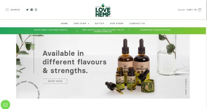 Love Hemp Review