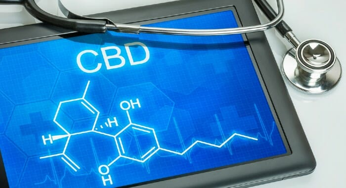 CBD seems to be effective in treating epilepsy.