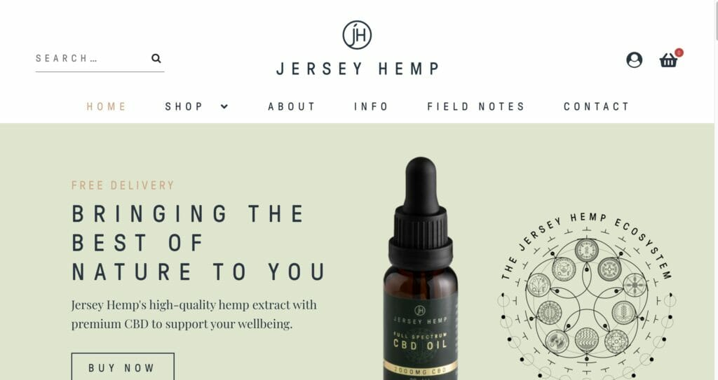 Jersey Hemp Review