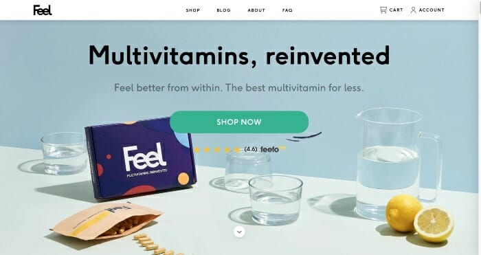 Feel Multivitamins Review