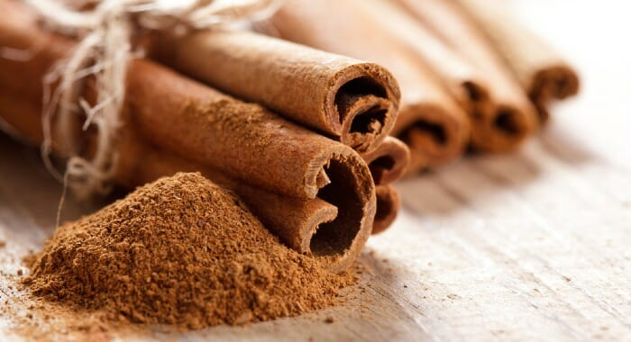 Cinnamon is one of the products we use frequently that have the terpene beta-caryophyllene.