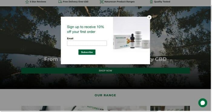 Naturecan Discount Code