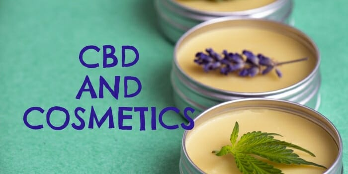 CBD And Cosmetics